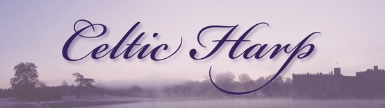 Ramona Egle Celtic Harp header